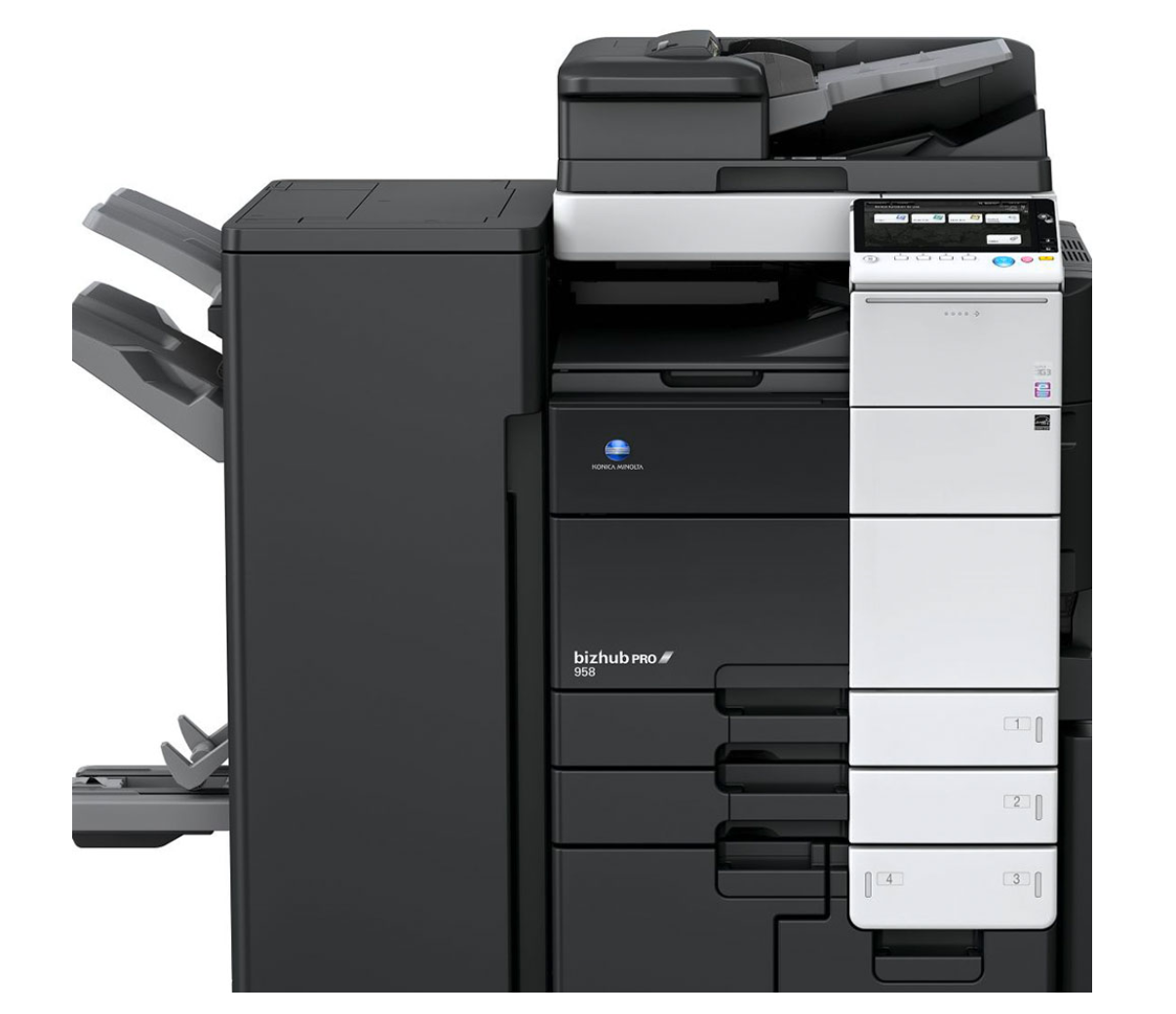 Bizhub 958 Multifunction Printer